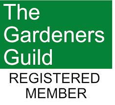 JD Garden Maintenance are Gardeners Guild Registered